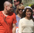 Lea & Mark in NYC - rachel-and-puck photo