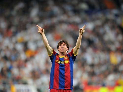 Lionel Messi (Real Madrid - FC Barcelona)