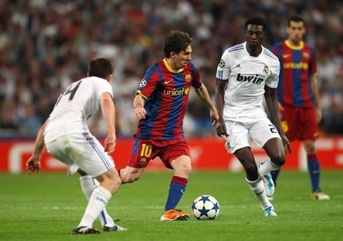 Lionel Messi (Real Madrid - FC Barcelona)