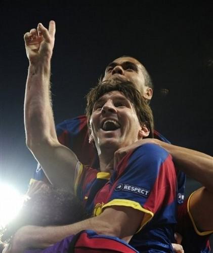 Lionel Messi (Real Madrid vs FC Barcelona)