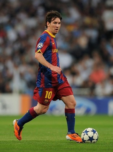 Lionel Messi (Real Madrid vs FC Barcelona)