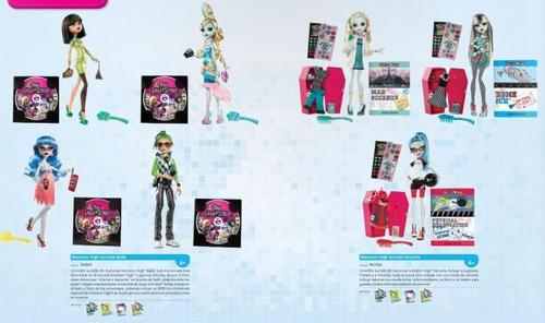 MH new dolls wave !YAY!!!!!!!!!!!!!!!!!!!!!!!