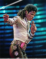 MJ bad era and tour - michael-jackson photo
