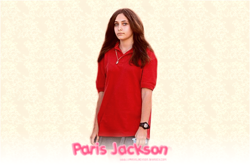 MY CALiFORNiA GiRL Paris Jackson .