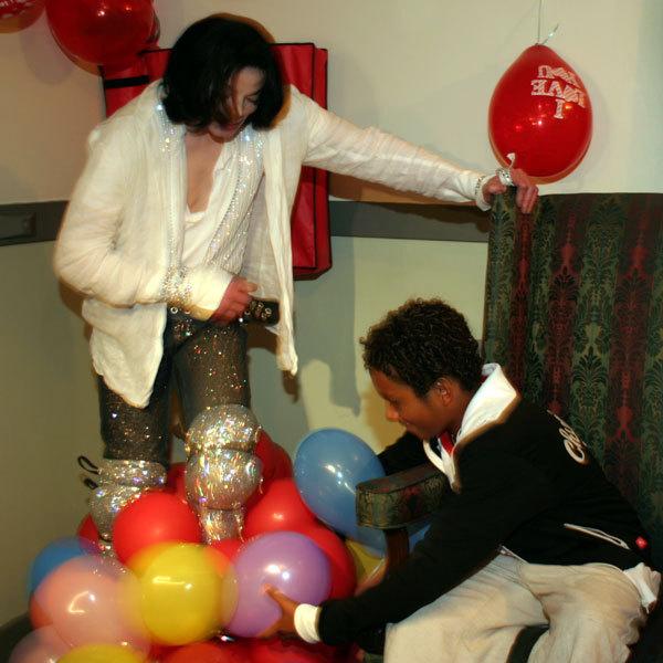Michael Jackson 2000's :D