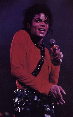 Michael Jackson Bad Era and Tour