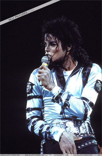 Michael Jackson Bad Era and Tour