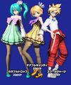 Miku/Rin/Len