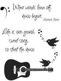 música frases and sayings <3