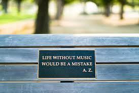 música frases and sayings <3