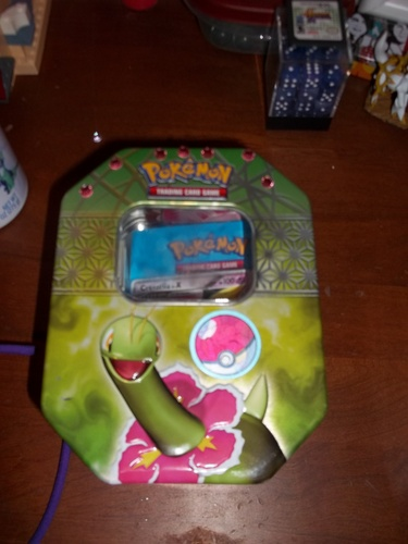 My Meganium Pokemon Box