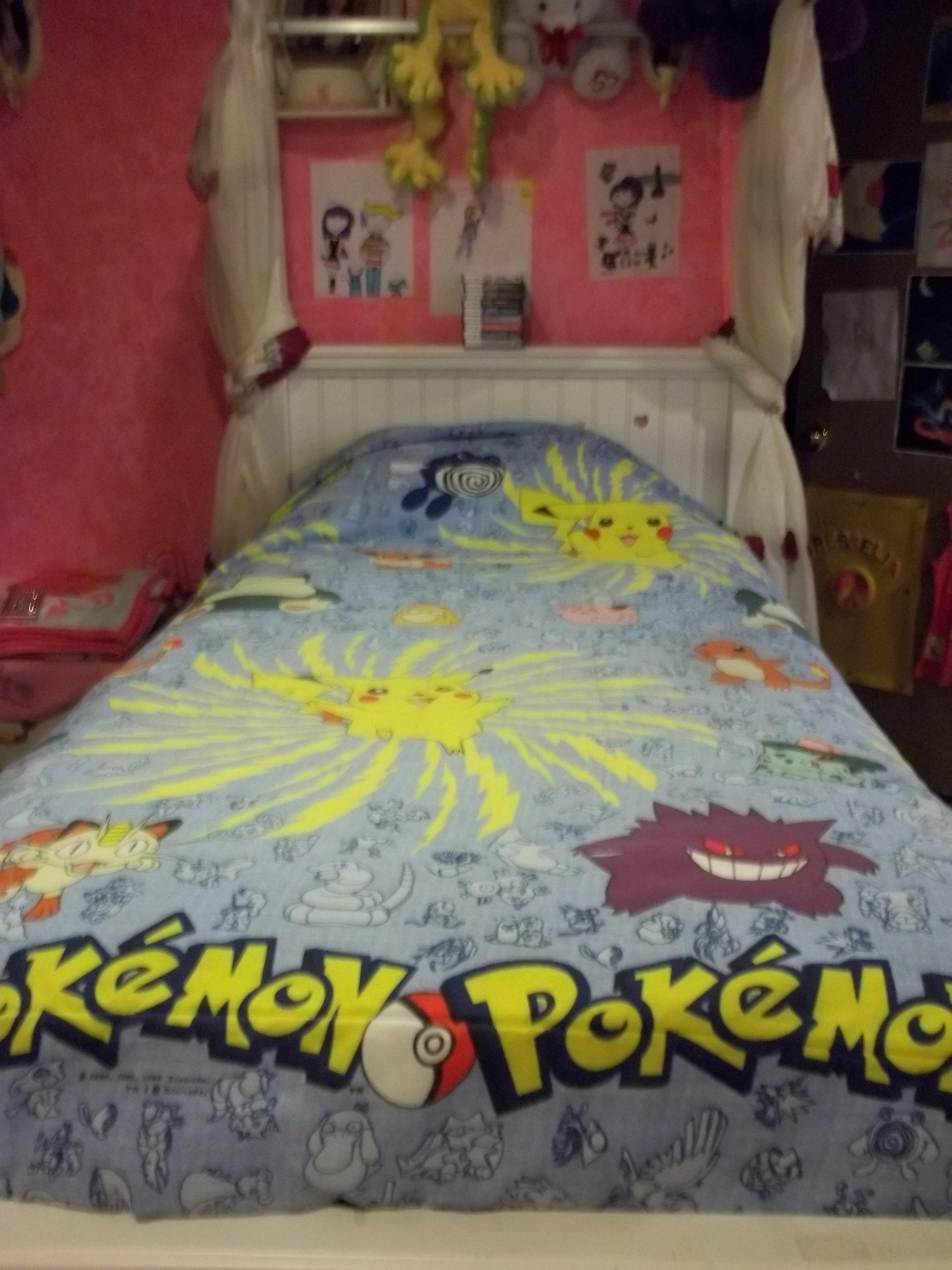 My Pokemon bed