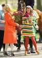 NY *---* - lea-michele-and-dianna-agron photo