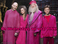 On Wednesdays - harry-potter-vs-twilight photo
