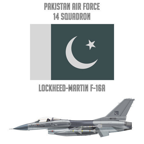 パキスタン AIR FORCE
