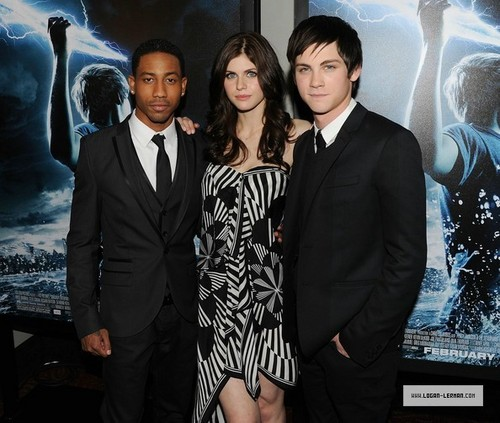 Percy Jackson & The Olympians: The Lightning Thief New York Premiere - Arriving