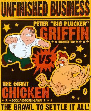 Peter vs The Giant Chicken
