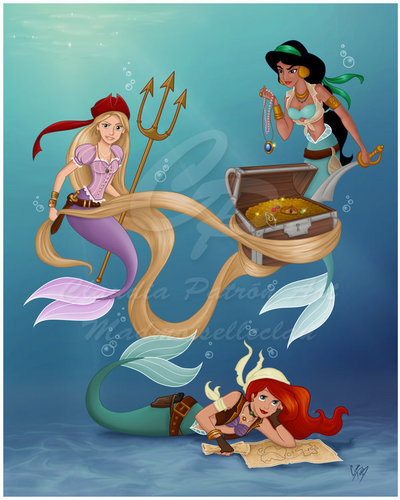 Pirate Mermaids