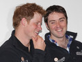 Prince Harry Attends A Welcome Home Reception For Walking With The Wounded April 25, 2011