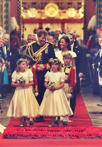 Prince William and Kate Middleton wallpaper titled Prince Harry and Pippa Middleton