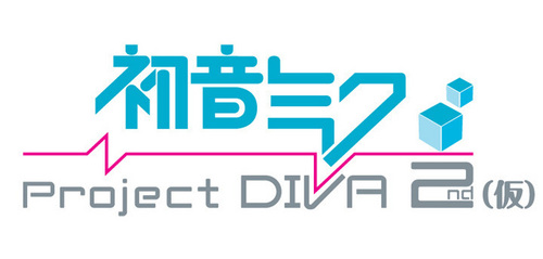 Project DIVA wallpaper titled Project DIVA 2nd Logo