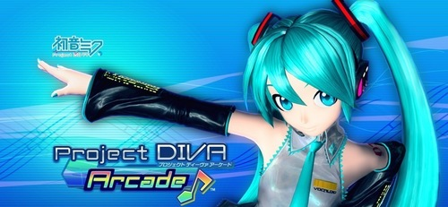 Project DIVA Arcade Banner