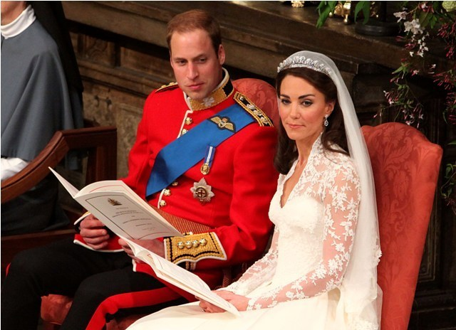 Royal Wedding William and Kate