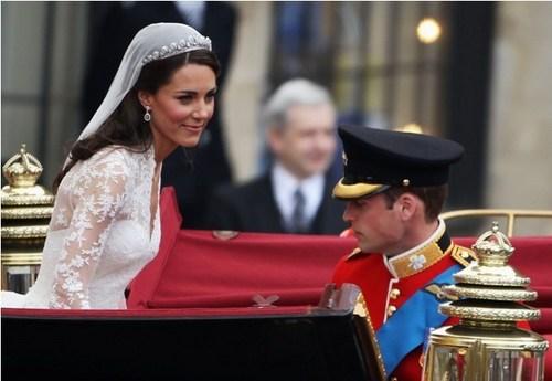 威廉王子与凯特·米德尔顿 壁纸 entitled Royal Wedding: William and Kate
