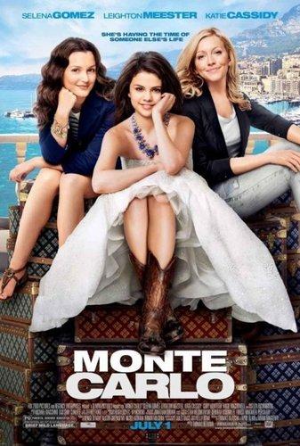 Selena - Monte Carlo (2011) - Posters❤
