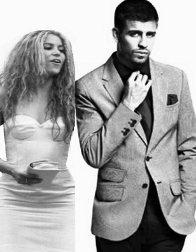 Shakira and Gerard Piqué wedding