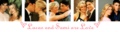 Lucas and Sami are Amore