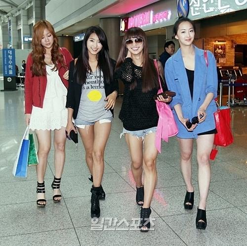 Sistar airport fashion