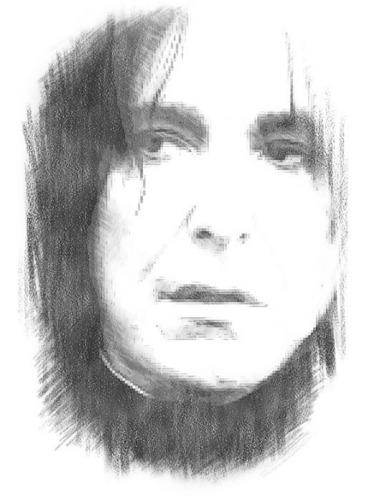 Snape Sketch