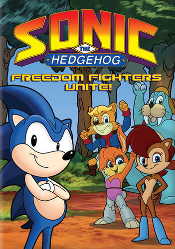 Sonic The Hedgehog Freedom Fighters Unite