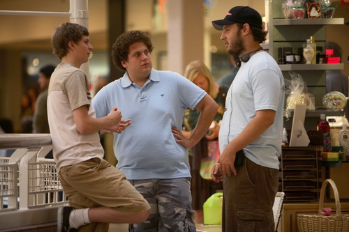 Superbad set