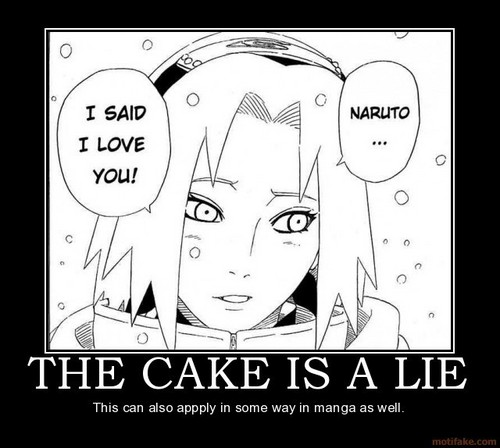 THE CAKE IS A LIE!!!