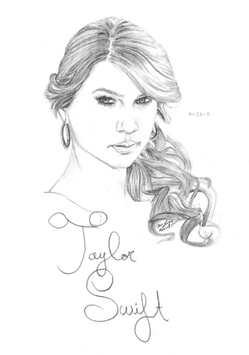 Taylor veloce, swift Drawing