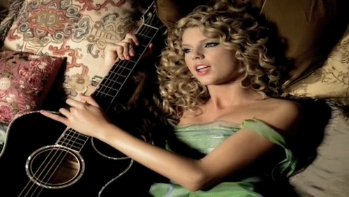 Taylor Swift wallpaper titled Taylor Swift - Teardrops On My Guitar [Music Video]