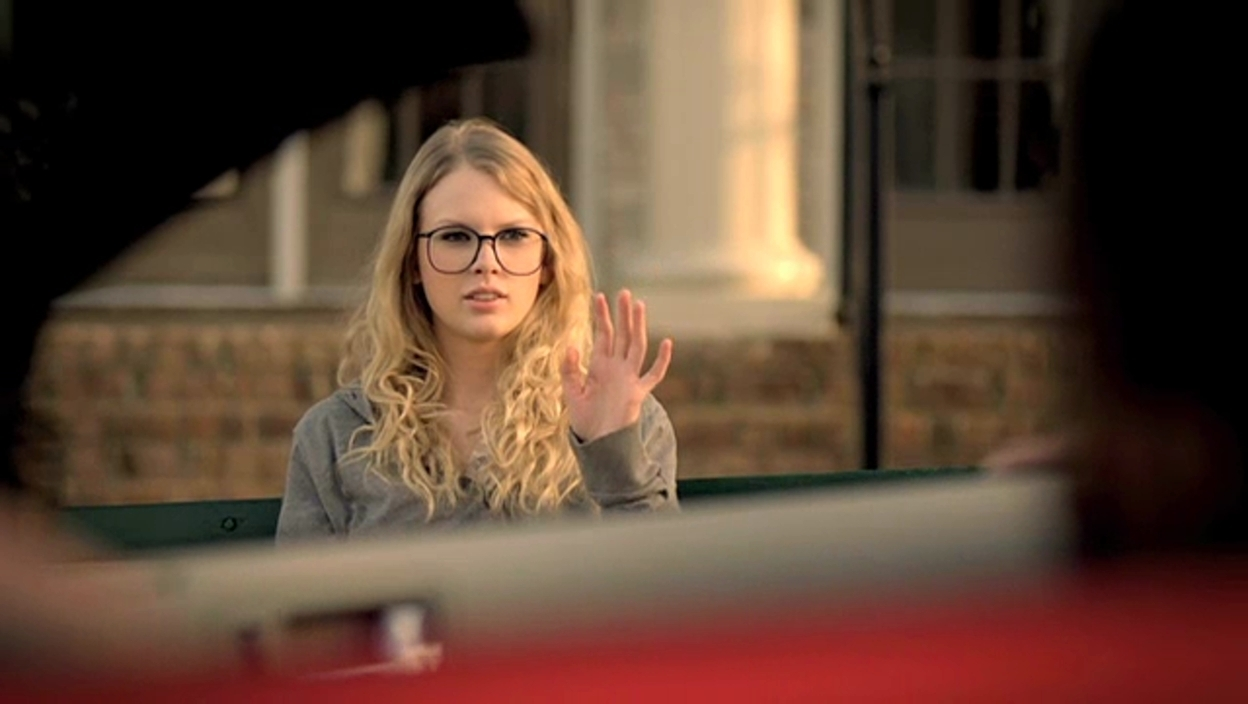 Taylor Swift - You Belong With Me [Music Video] - Taylor Swift Image (21519599) - Fanpop