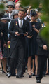 The Beckhams at the Royal Wedding - prince-william-and-kate-middleton photo