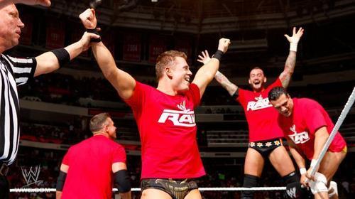 The Miz (Team RAW)