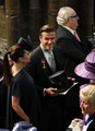 The Royal Wedding : Inside the Westminster Abbey. - the-beckhams photo