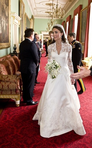 The Royal Wedding : William and Kate - kate-middleton Photo