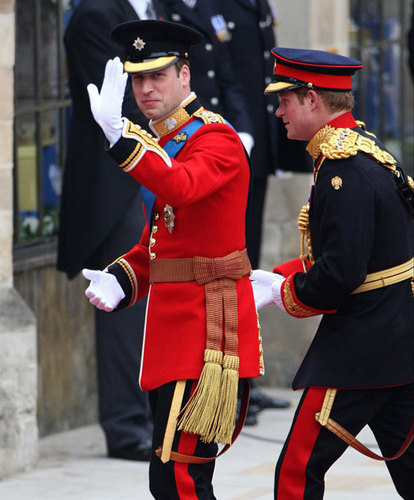 Prince William and Kate Middleton wallpaper containing a bearskin, regimentals, and a full dress uniform called The Royal Wedding