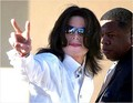 The Trial - January, 2005 - michael-jackson photo