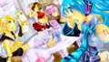 The girls is getting ready! - vocaloid-girls photo