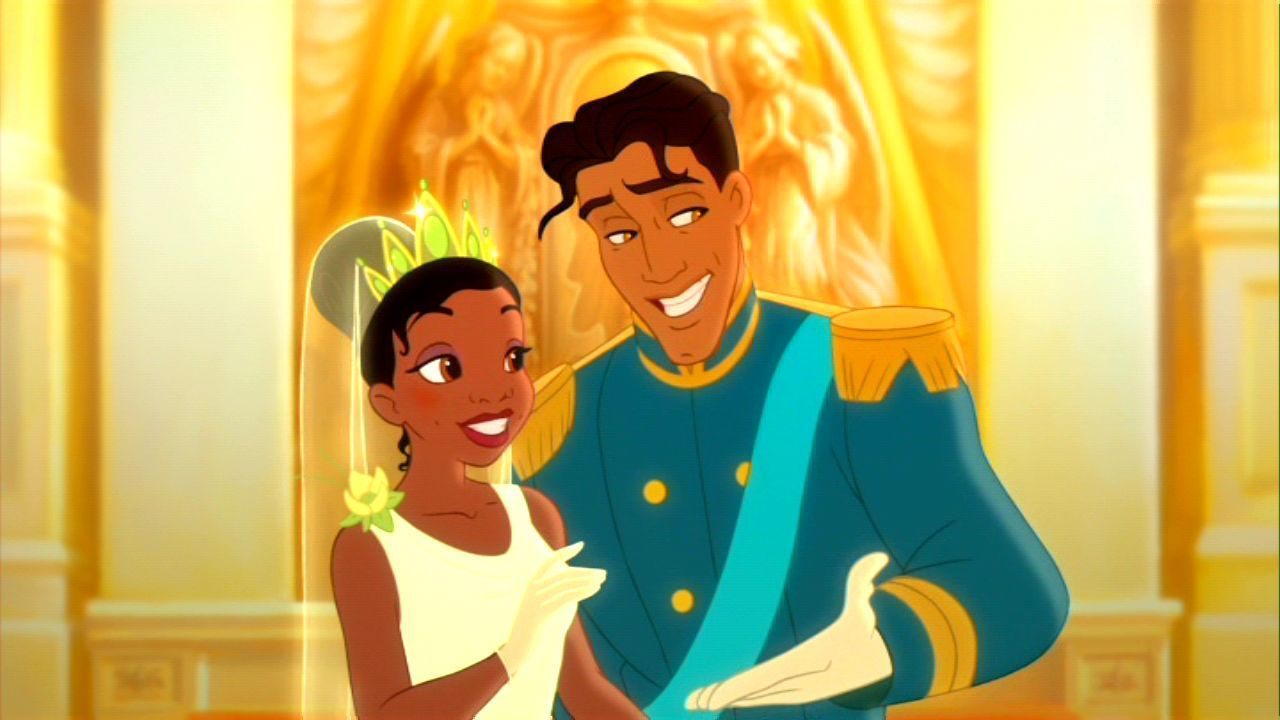Princess Tiana & Prince Naveen - Disney Princess Image ...