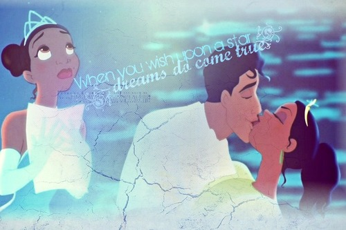 Tiana-When tu Wish Upon A estrella