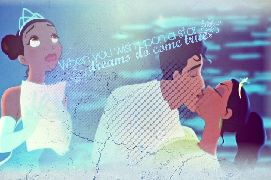 Tiana-When wewe Wish Upon A nyota