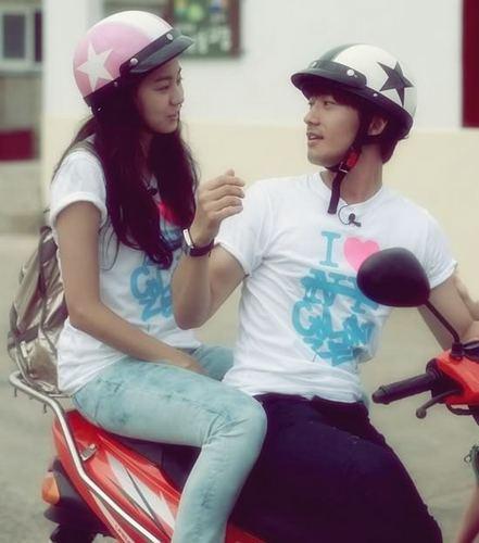 UEE & Park Jae Jung